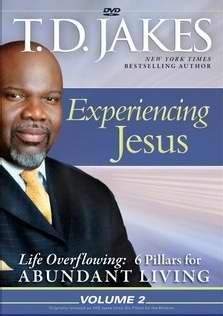 DVD-Life Overflowing V2: Experiencing Jesus
