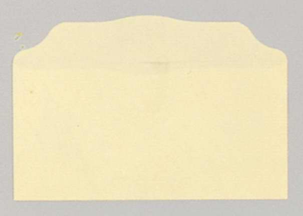 Offering Envelope-Blank (Bill-Size)-Cream (Pack Of 100)