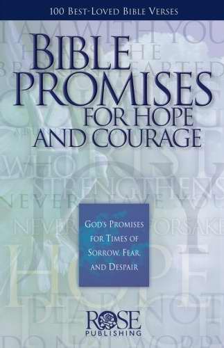 Bible Promises Pamphlet (Single)
