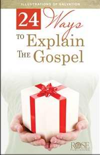 24 Ways To Explain The Gospel Pamphlet (Single)