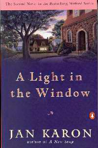 Light In The Window (Mitford Years V2)
