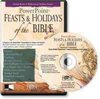 Software-Feasts And Holidays Of The Bible-PowerPoint