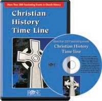 Software-Christian History Time Line-Powerpoint