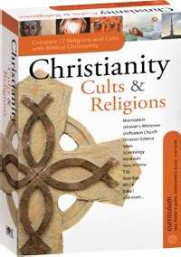 DVD-Christianity Cults & Religions Study Kit