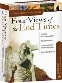 DVD-Four Views Of The End Times DVD Study Kit