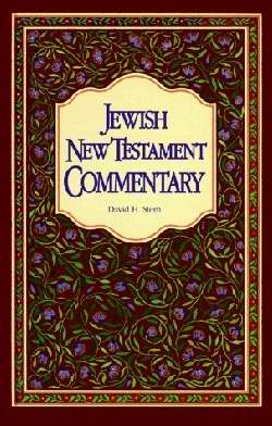 Jewish New Testament Commentary-Hardcover
