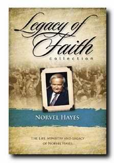 Legacy Of Faith Collection: Norvel Hayes