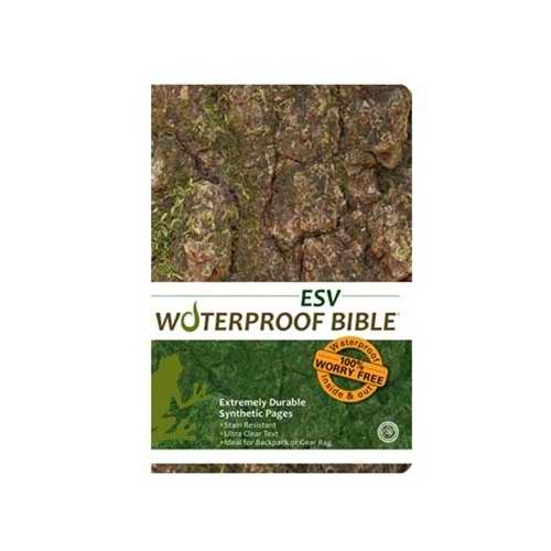 ESV Waterproof Bible New Testament W/Psalms & Proverbs-Camouflage