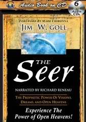 Audiobook-Audio CD-The Seer (Unabridged) (6 CD)