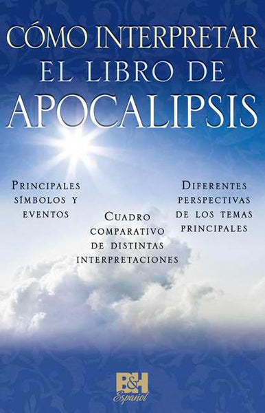 Span-Understanding The Book Of Revelation Pamphlet (Themes Of Faith) (Como Interpretar El Libro de Apocalipsis)