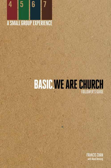 We Are Church: Follower's Guide
