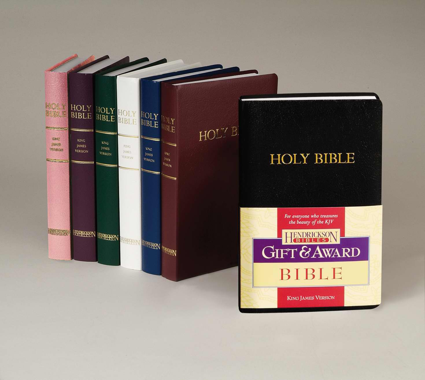 KJV Gift And Award Bible-Pink Imitation Leather