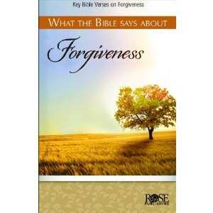 What The Bible Says About Forgiveness (Single)