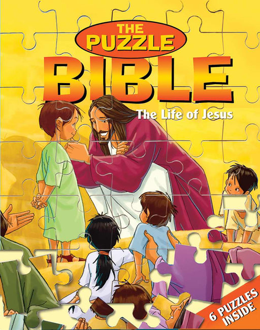 Life Of Jesus Puzzle Bible