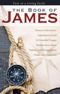 Book of James Pamphlet (Pack of 5)