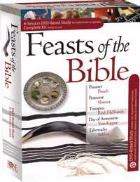 DVD-Feasts Of The Bible DVD-Based Complete Kit