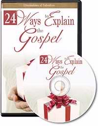 Software-24 Ways To Explain The Gospel Powerpoint