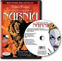 Software-Rose Concise Guide To Narnia Powerpoint