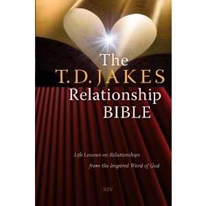 KJV Relationship Bible-Hardcover