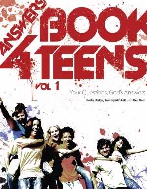 Answers Book For Teens V1