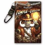 Quest For The Temple Of Truth (Bill The Warthog Mysteries V4)