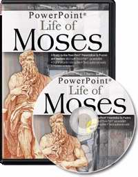 Software-Life Of Moses-Powerpoint