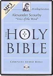 Audio CD-KJV Complete Bible On MP3 (6 CD)