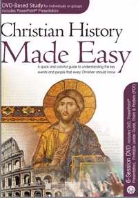 DVD-Christian History Made Easy Leader Pack