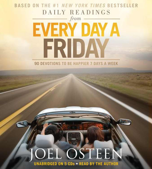 Audiobook-Audio CD-Daily Readings/Every Day A Friday