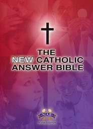 NABRE New Catholic Answer Bible/Large Print-Softcover