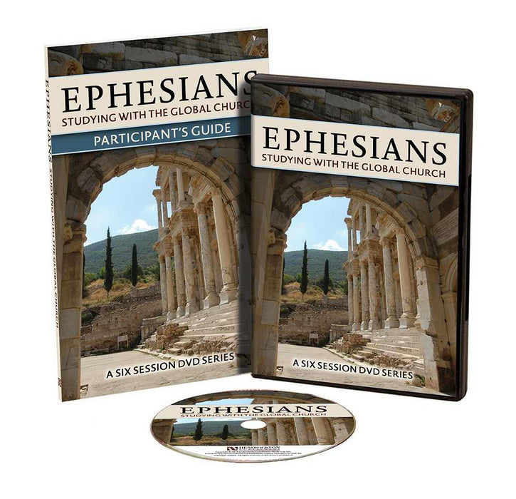 Ephesians: Studying With The Global Church Study Pack (DVD/Guide)