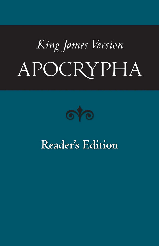 KJV Apocrypha Readers Edition-Softcover