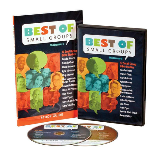 Best Of Small Groups V1-Study Pack (Dvd & Study Guide)