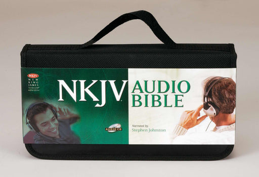 Audio CD-NKJV Complete Bible (Voice & Music) (58 CD)