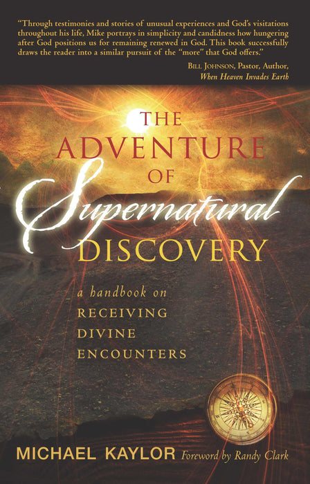 The Adventures in Supernatural Discovery