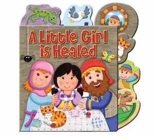 A Little Girl Is Healed
