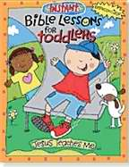 Instant Bible Lessons For Toddlers: Jesus Teaches Me