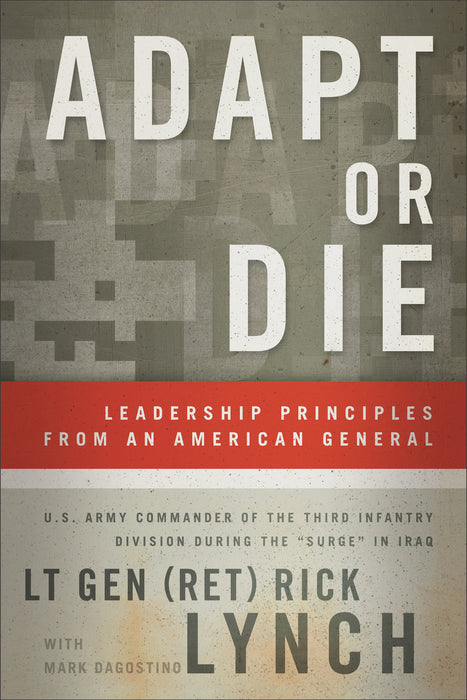 Adapt Or Die-Hardcover
