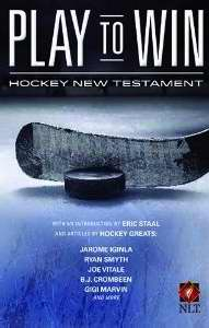 NLT2 Play To Win Hockey New Testament-Softcover