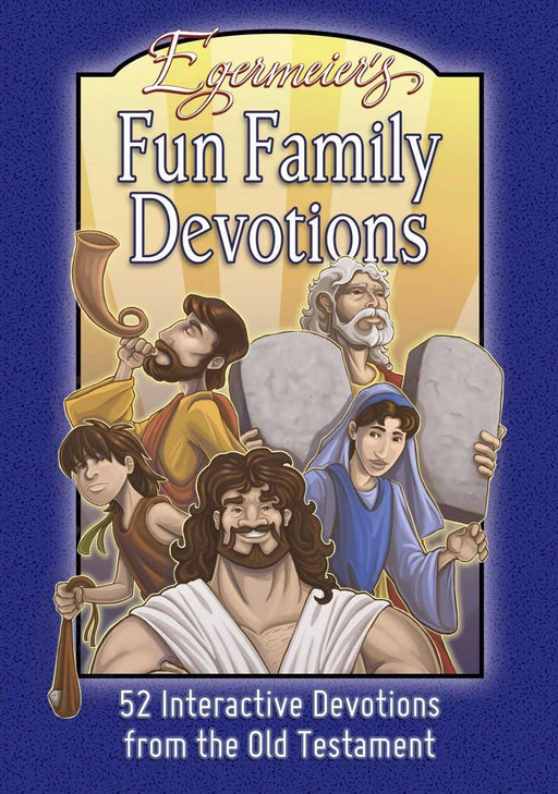 Egermeiers Fun Family Devotions (Old Testament)