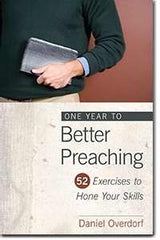 One Year to Better Preaching