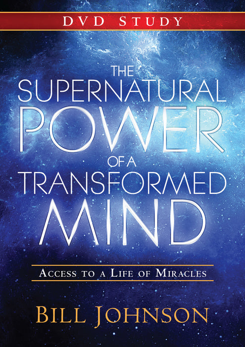 Dvd-Supernatural Power Of A Transformed Mind Study (2 Dvd)