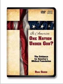 DVD-Is America One Nation Under God? w/CD