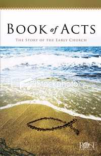 Book of Acts Pamphlet (Pack of 5)