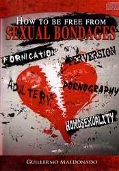 Audio CD-How To Be Free From Sexual Bondage (3 CD)