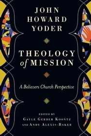 Theology Of Mission