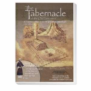 DVD-Tabernacle Of The Old Testament (2 DVD Book Leader Guide & Workbook)