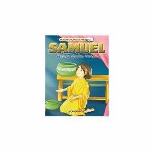 Samuel Hears Gods Voice (Famous People Of The Bible)