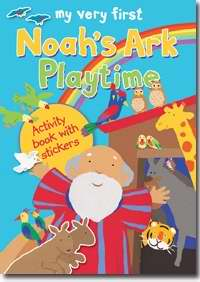 My Very First Noah's Ark Playtime Activity Book