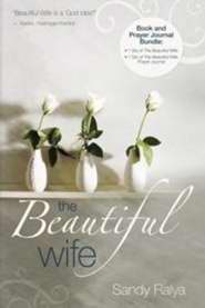 The Beautiful Wife Book and Prayer Journal Bundle